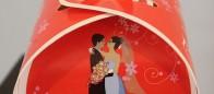 Hộp quà cưới 07